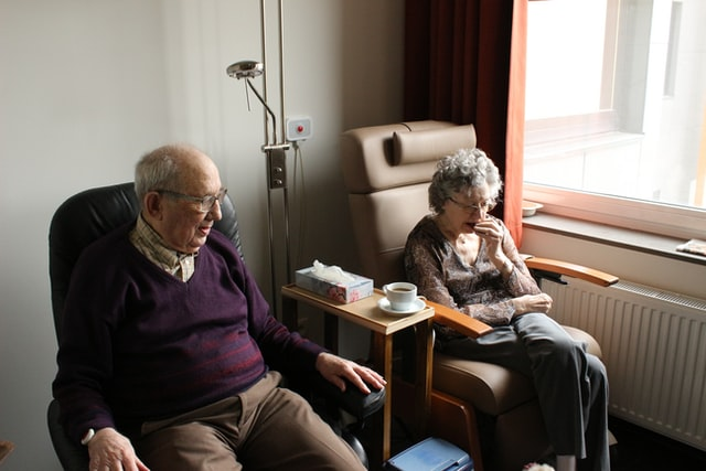 Visiting the Elderly in a Care Facility?